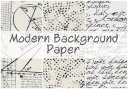 Modern Background Paper by Zen Chic for Moda