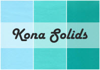Kona Cotton Solids by Robert Kaufman