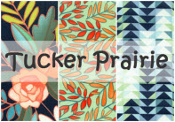 Tucker Prairie by 1canoe2 for Moda