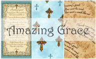 Amazing Grace by Quilting Treasures